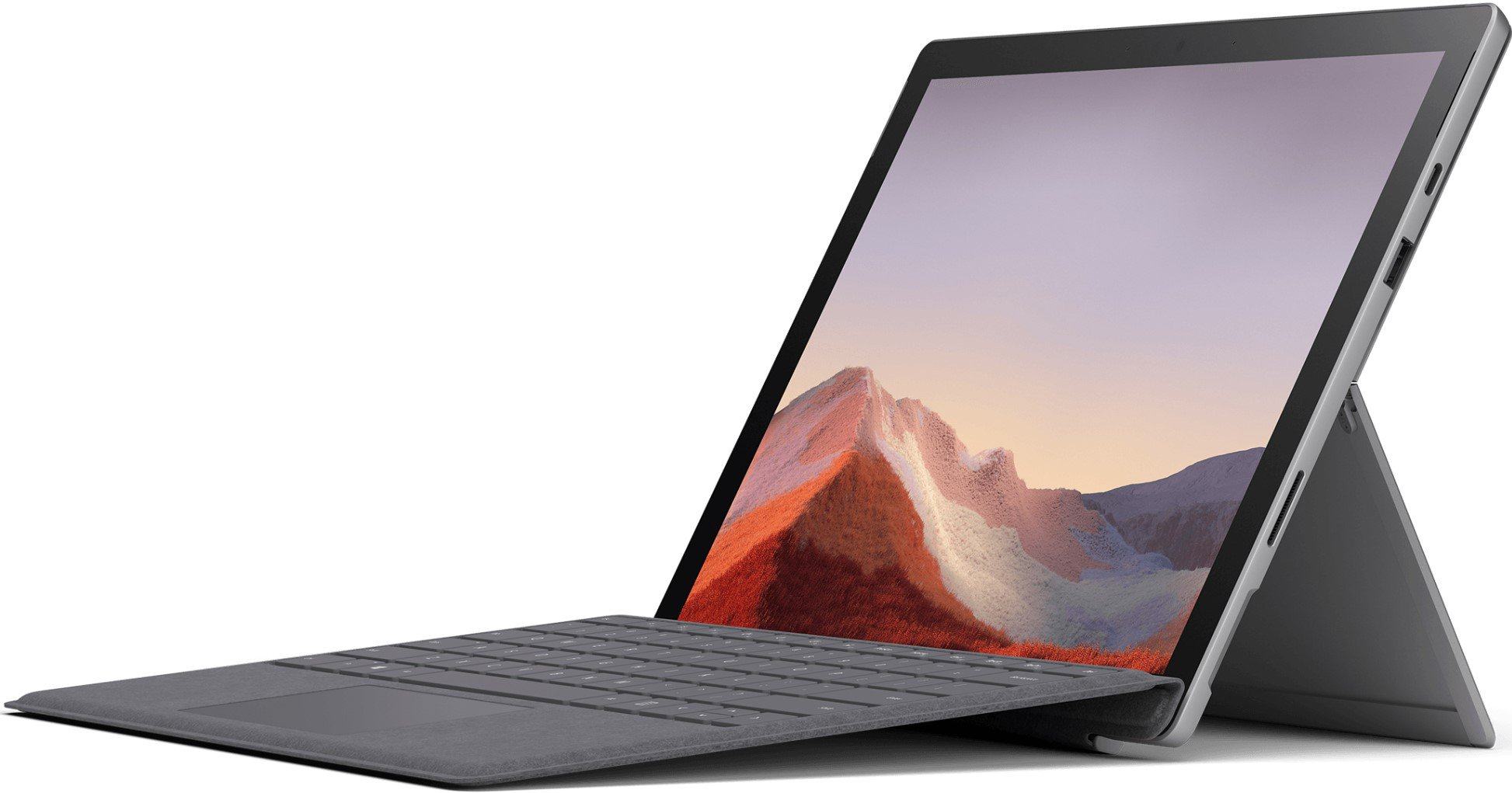 Can you get LTE connectivity with the Surface Pro 7?