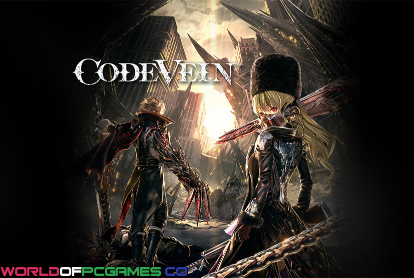 Code Vein by Worldofpcgames Free Download