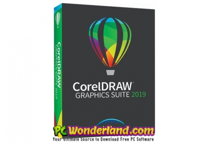 CorelDRAW Graphics Suite 2019 21 Free Download - PC Wonderland