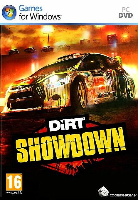 DiRT Showdown Download the full version of the free PC game- FLT