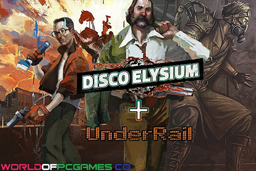 Disco Elysium Free Download by Worldofpcgames