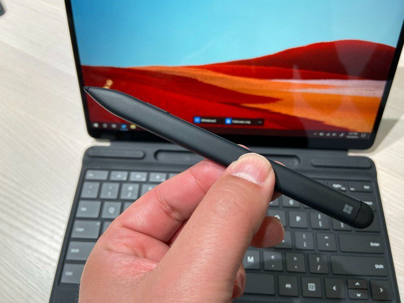 Does the new Surface Slim Pen work with older Surfaces?
