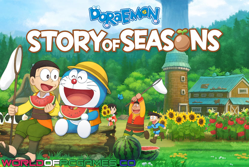 Doraemon Stories of Worldofpcgames Free Download