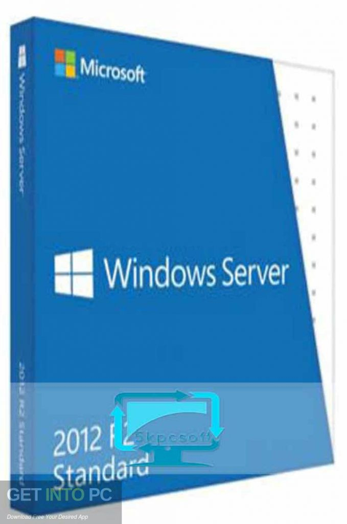Windows Server 2012 R2 Incl. November 2018 Updates Free Download - GetintoPC.com