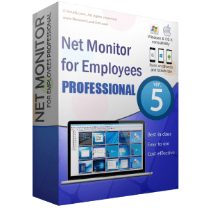 EduIQ Net Monitor for Professional Employees Free download