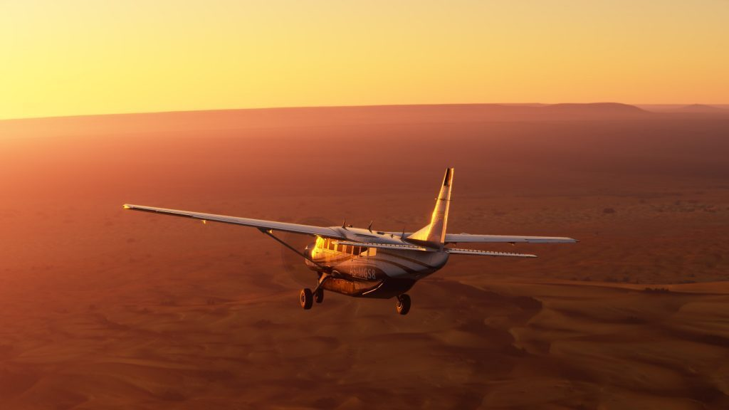 First Microsoft Flight Simulator Tech Alpha build will be available on October 24 for select testers