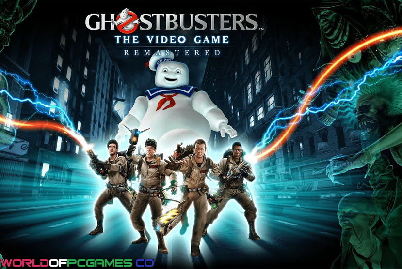 Ghostbusters Video Game Remasters Free Download by Worldofpcgames