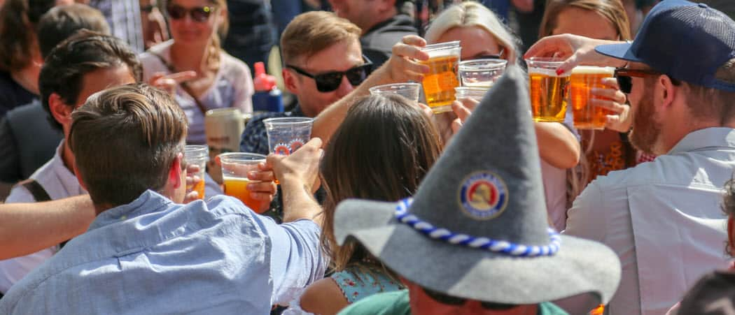 How to Thrive and Survive at a Beer Festival