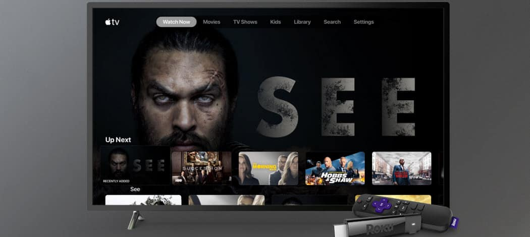 How to Use the Apple TV App on Your Roku Devices