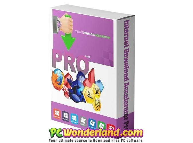 Internet Download Accelerator Pro 6.19 Free Download – Get Into Pc