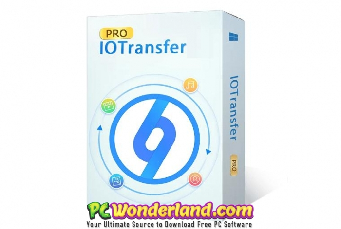 IOTransfer Pro 4 Free Download – Get Into PC