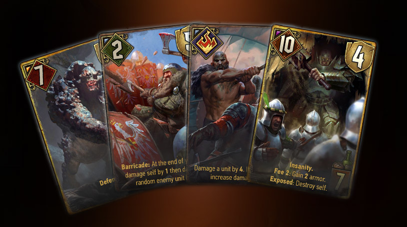 Iron Judgment expansion for GWENT has arrived