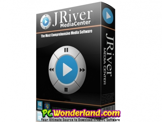 JRiver Media Center 25.0.113 Free Download - PC Wonderland