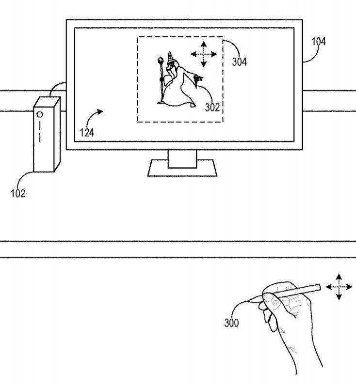 Microsoft patents VR mat, motion controller, and stylus possibly for Xbox