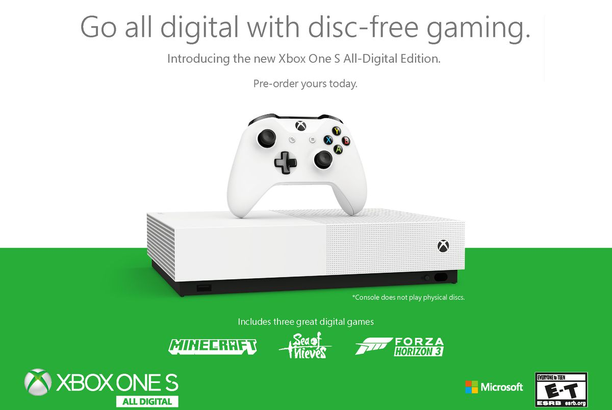 microsofts xbox bundles are back and ready for the new project scarlett