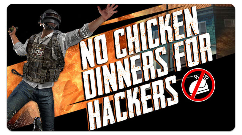 PUBG Mobile Anti Cheating System