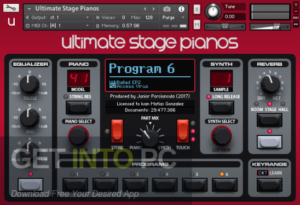 Nord Stage 3 Ultimate Stage Pianos (KONTAKT) Direct link Download-GetintoPC.com