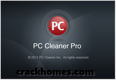 PC Cleaner Pro 2019 Crack + free download license key [Latest]