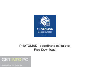 PHOTOMOD Coordinate Calculator Latest version Download-GetintoPC.com