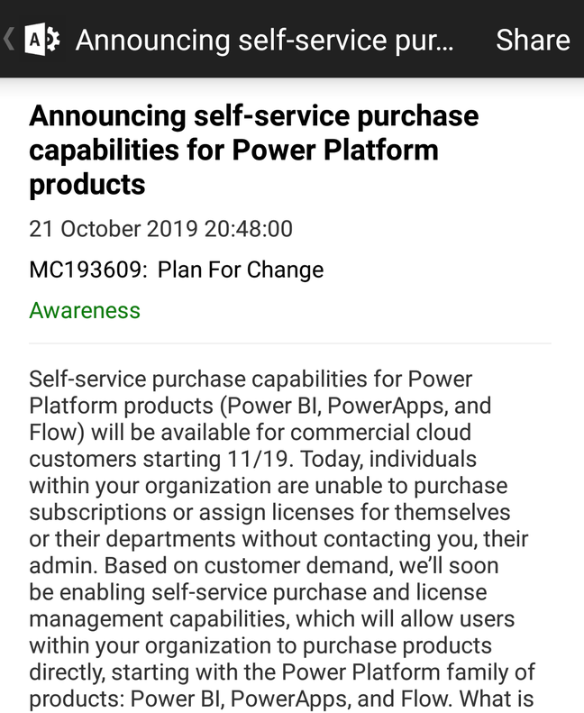 power to the users admins be warned microsoft set to introduce