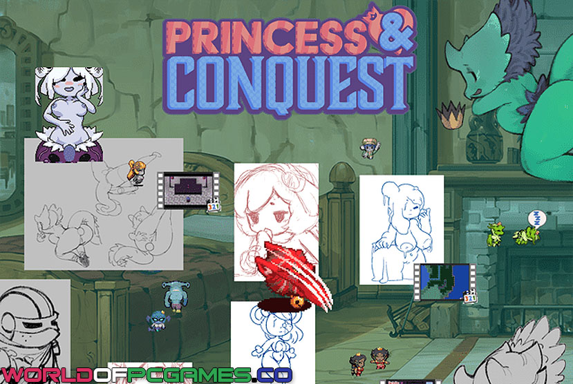 Free Download Princesses & Conquests by Worldofpcgames