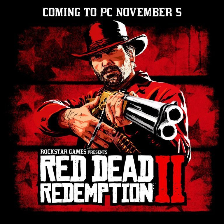 Red Dead Redemption 2 is coming to Windows PCs and Google Stadia next month