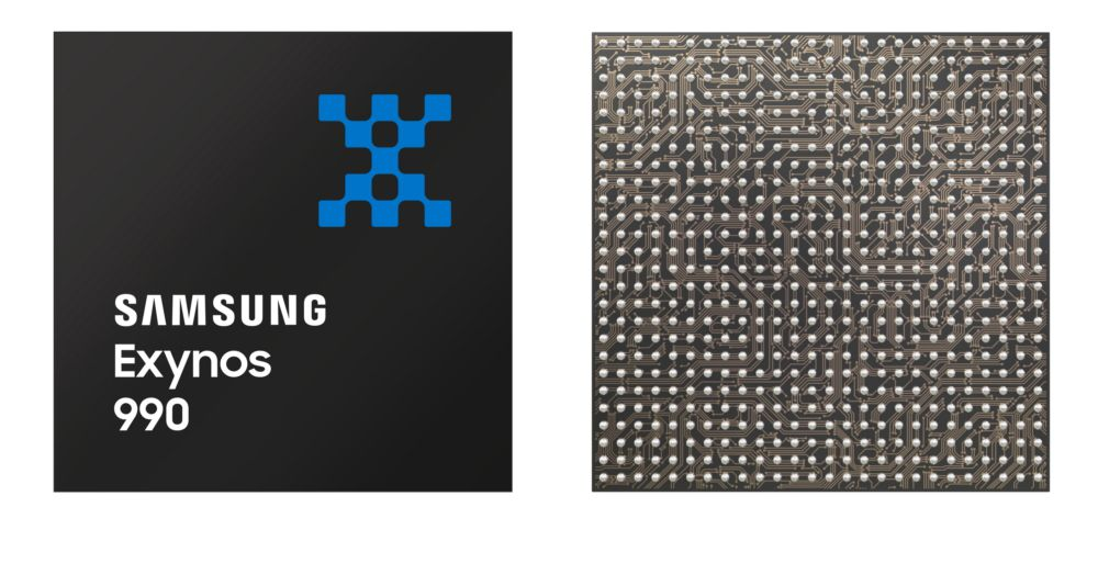 Samsung announces more powerful Exynos processor without built-in 5G