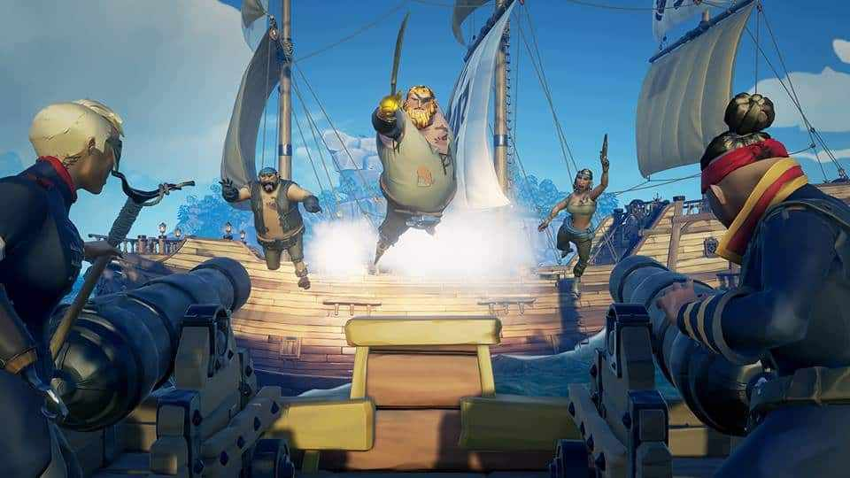 Sea of Thieves Anniversary Edition is 50% off until October 7th
