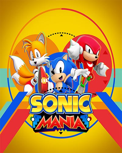 Sonic Mania PC Download the full version of the game for free