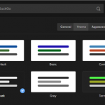 An improved dark theme in DuckDuckGo is one of the numerous ways to customize search results