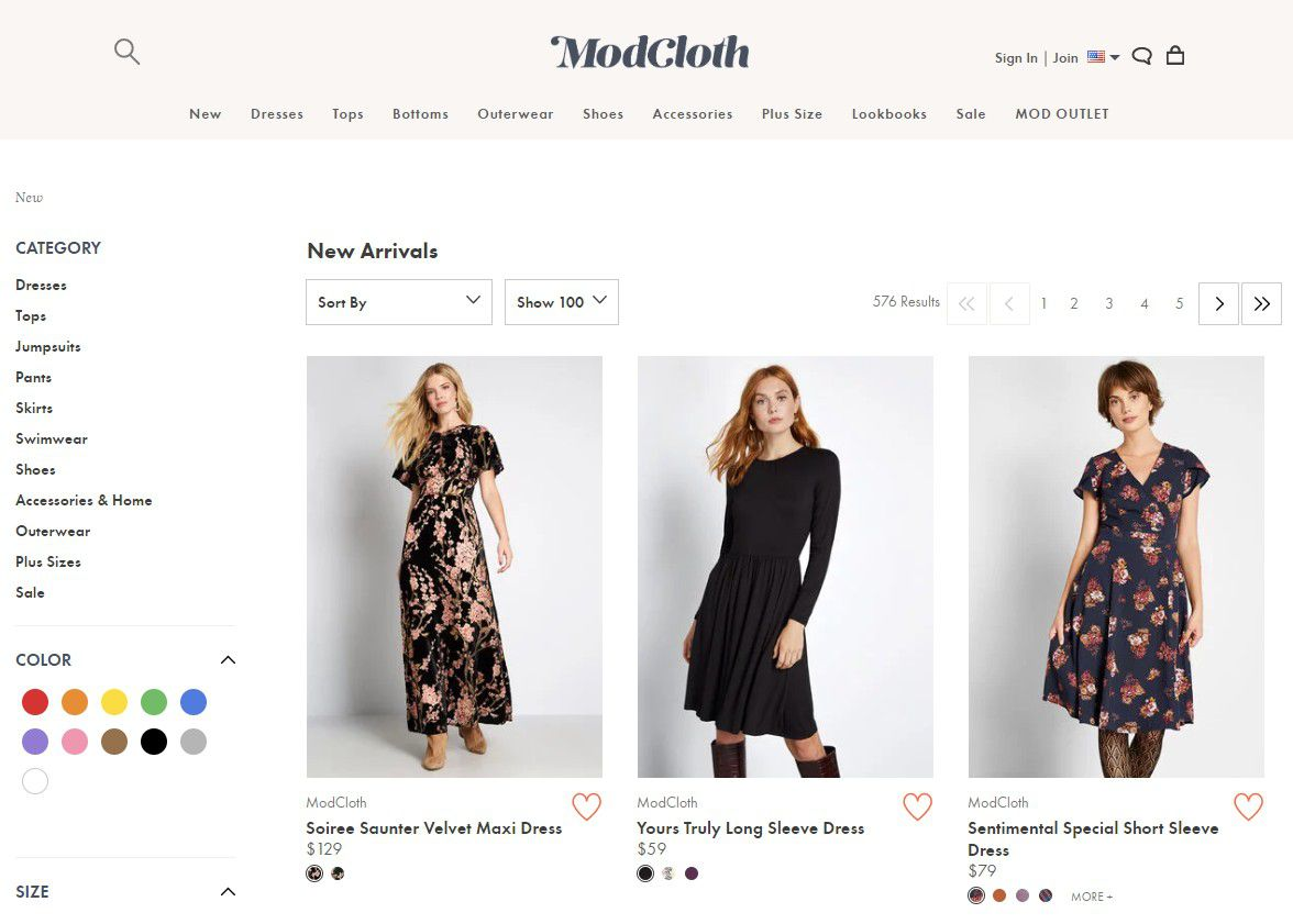 Walmart sells ModCloth just two years after buying it
