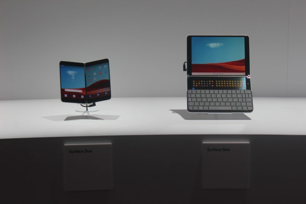 Surface Duo and Neo
