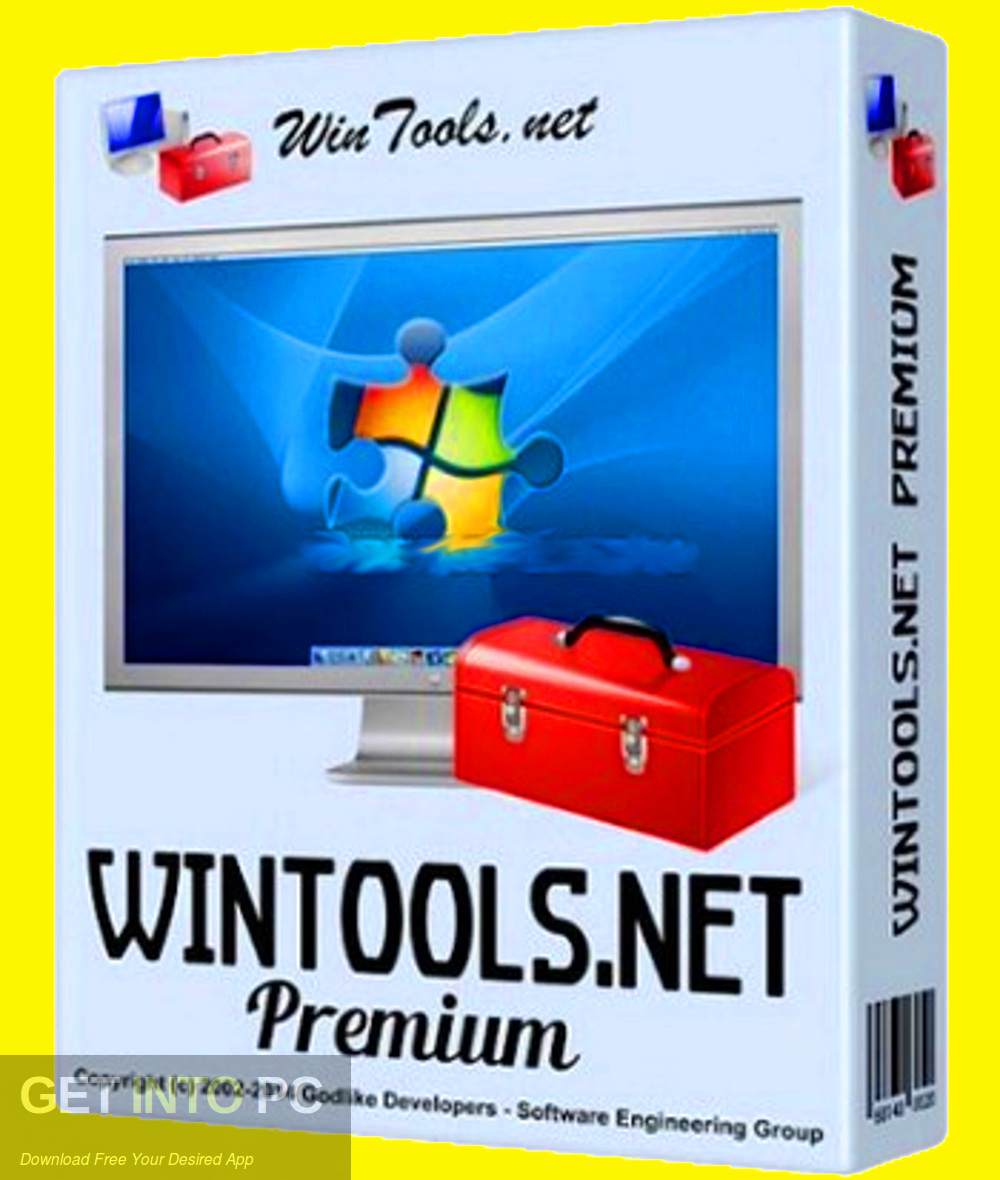 WinTools net Professional Free Download-GetintoPC.com
