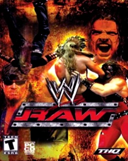 Free download of the game for PC WWE Raw - Wrestling