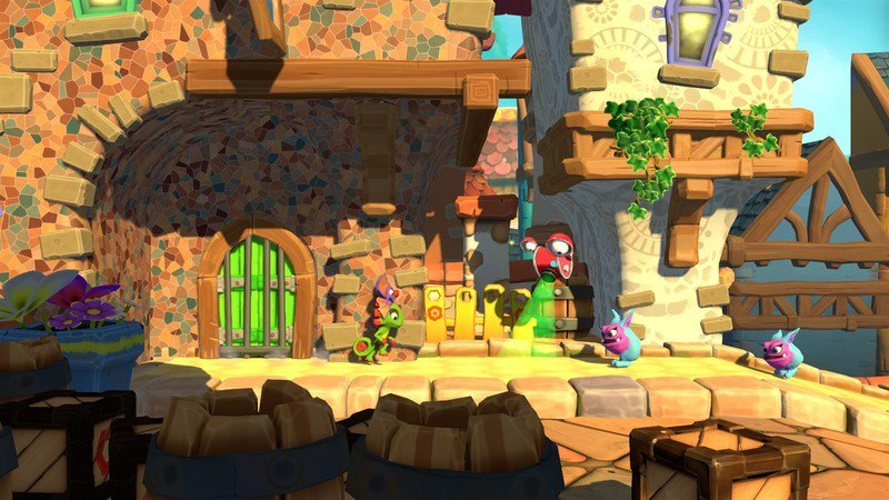 Yooka-Laylee and the Impossible Lair lands on Xbox One and PC (update)