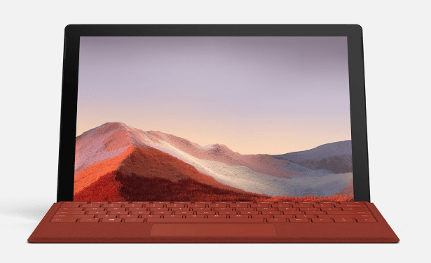 You can now download the beautiful default Surface Laptop 3 and Surface Pro 7 wallpapers