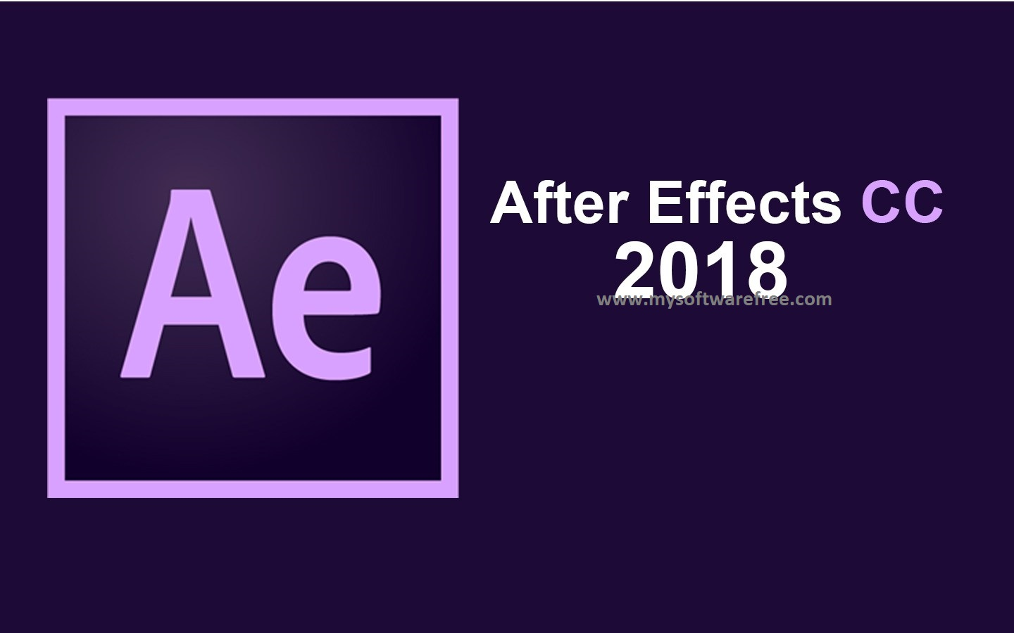Adobe After Effects CC 2018 Free Download – Igetintopc.org