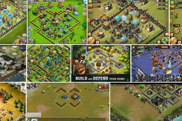 Games Like Clash of Clans Best Games List of 2021