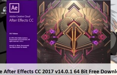 Adobe After Effects CC 2017 v1401 64 Bit Free Download
