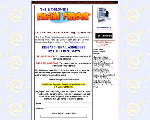 1623367491 791 The Ultimate Worldwide Email Address Finder 95 Success Rate