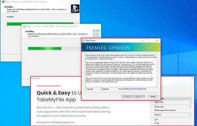 Fake Windows 11 installers now used to infect you with